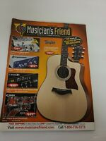 Vintage MUSICIAN'S FRIEND CATALOG - October 2007 EUC
