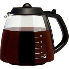 ModelCo GL312 12-Cup Universal Replacement Coffee Carafe, Black