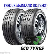 2X Tyres 205 45 R17 88Y XL Kumho Ecsta LE Sport KU39 C A 74dB