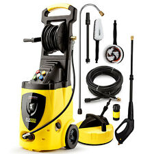 Jet-USA PRWELC550USAACAB 3800PSI Electric Pressure Washer