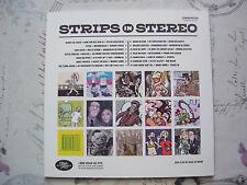 STRIPS IN STEREO BOOK / CD - SPINVIS - DOE MAAR - NORMAAL - BOUDEWIJN DE GROOT