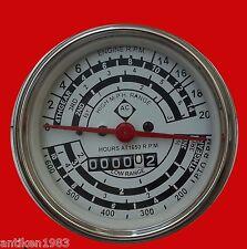 Tachometer Fits Allis Chalmers D17 Diesel Clockwise