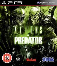 Aliens vs Predator PS3 * En Excelente Estado *