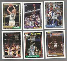1992-93 Topps Basketball Set Complete (396 CARDS) SHAQ-R.C-JORDAN  MINT FREE S&H