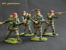 airfix 1/32 professionally converted and painted British paratroops ww2 .