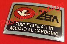 Columbus ZETA decalcomanie/adesivi/stickers