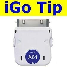 iGo A61 Charger Tip for Apple iPhone 2G 3G 3GS 4 4S i-Go Adapter Power NEW UK