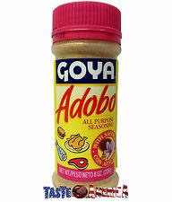 Goya Adobo All Purpose Seasoning With Saffron 226g