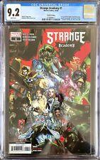 Strange Academy 1 CGC 9.2 (125)