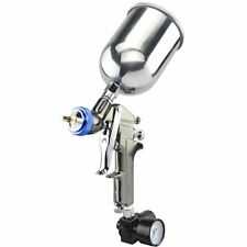 1.3mm HVLP Gravity Feed Spray Gun Air Painting Coat PRO Compressor Shop Tools