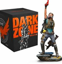 HEATHER WARD STATUE NEW FROM THE DIVISION 2 DARK ZONE COLLECTORS FIGURINE FIGURE
