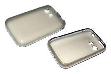 TPU Silikon Tasche für Handy Samsung Galaxy Y S5360 Schutz Hülle Case schwarz