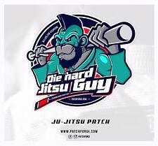 Patch for GI kimono jiu-jitsu  Guy -MMA Grappling BJJ Gear JIU Brazil Art