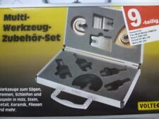 Multi-Set utensile per Bosch PMF 180e FEIN Multi-Master fmm250 9 pezzi