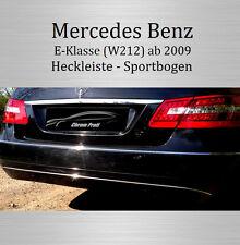 MERCEDES E-KLASSE W212 - 3M CHROM-LEISTE ZIERLEISTE CHROMLEISTE SPORTBOGEN