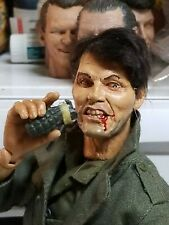 """1/6 CUSTOM JACK PALANCE figure doll from Attack ooak 12"""""""