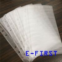 20pcs Empty pages For components sample book SMD Electronic Components assorted