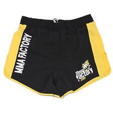 Mma Factory Renegade Ring Edition 2.0 Shorts - Black / Yellow