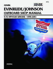 B753 Johnson Evinrude 5-70hp 1995-2001 Outboard Shop Service & Repair Manual