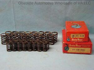 1955 - 1964 Pontiac 347 370 389 326 421 Valve Spring Set V8 Inner Outer NORS USA