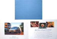 Renault Clio 16v RSi RT RN 1995 Original UK Market Mailer Brochure