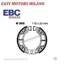 GANASCE FRENO POSTERIORE EBC Peugeot SC Metropolis Speedake Speedfight Squab 50