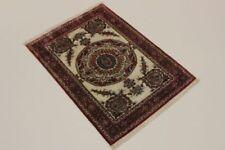 Tapis persans/oriental traditionnel en 100% soie pour la maison