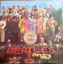 THE BEATLES - Sgt. Pepper's Lonely Hearts Club Band (vinilo EMI-Odeón '76)