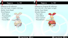 Pokemon Sword & Shield 6IV Battle Ready Magearna + Magearna Original 2 Pack