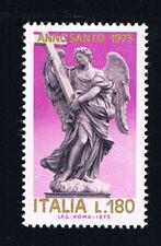 ITALIA 1 FRANCOBOLLO ANNO SANTO 180 LIRE 1975 nuovo** (BI11.509)