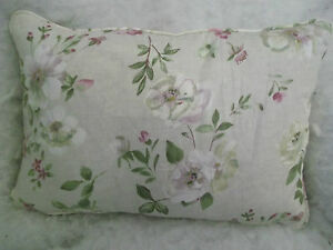 """HUGE PRICE DROP SAVE ££ S PRESTIGIOUS FABRIC BOWNESS OBLONG CUSHION 20"""" X 14 """""""