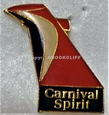 CARNIVAL CRUISE LINE SPIRIT Built 2001 Australia based-PAST GUEST Lapel Pin
