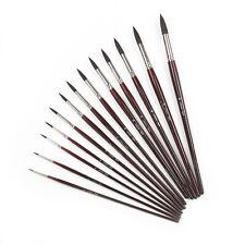 30 DecoPatch Nylonpinsel Gr 20,5 cm lang breiter Pinsel 3 cm Lackpinsel