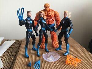 Marvel Legends Fantastic Four, Super Skrull wave LOT, No BAF parts