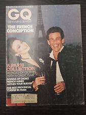 GQ Magazine- Gentlemen's Quarterly October 1975
