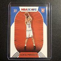 2020-21 Panini NBA Hoops ALEKSEJ POKUSEVSKI Base ROOKIE No. 219 Thunder RC