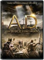 A.D.: The Bible Continues [New DVD] Dubbed, Subtitled, Widescreen