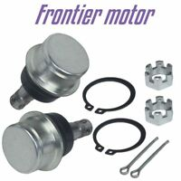 Pair of Lower Ball joint for Honda TRX420FPA TRX420 FPA TRX420FPE Rancher 09~14