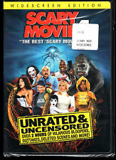 Scary Movie 4 Unrated DVD, NEW Sealed, BONUS Offer