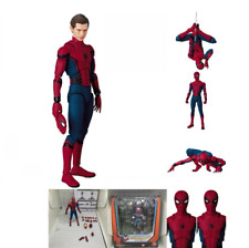 MAF Spider Man Homecoming The Spiderman Tom Holland  Action Figure Collectible