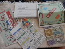 American girl doll clothes Monopoly game sized for 18 inch dolls