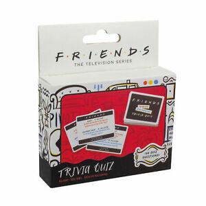 Friends Trivia Quiz Game - Test Friends Sitcom Knowledge Card Game Super Fan