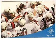 Cartolina Olimpiadi Torino 2006 - Emozione Olimpica-Squadra(Hockey Sul Ghiaccio)