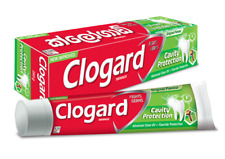 CLOGARD Toothpaste WHITENING Oral CAre Enamel Toothpaste FILL CAVITIES 7.1oz
