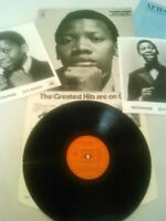 RONNIE DYSON - WHEN YOU GET RIGHT DOWN TO IT LP + PROMO & PHOTO'S EX!!! RARE UK
