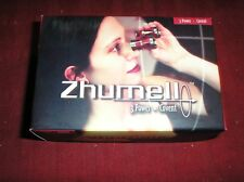 Zhumell Covent Binoculars Ruby W/ Original Box and Instructions