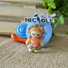 Nicole Cute Girl Resin,Clay Crafts Molds Silicone Fondant Cake Decorating Tools