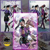 Punchline #1 Greg Horn Art BCC Exclusive