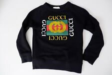 Gucci Black Jumper Sweater Age 5 Years Immaculate Condition Unisex