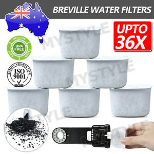 Water Filters For Breville BES980 BES920 BES870 BEP920 840 BWF100 Coffee Machine
